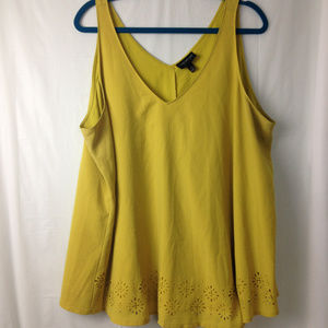 Lane Bryant Sleeveless top Size 24